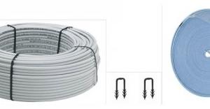 15m2 Single Room PE-RT AL PE-RT UnderFloor Heating Kit