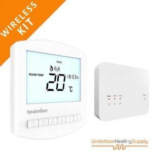 Heatmiser Wireless Thermostat Kit