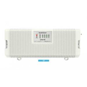 Heatmiser UH8-RF – 8 Zone Wireless Wiring Centre